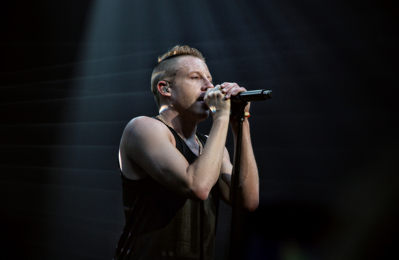 Samantha Fierro New York Concert Photographer -  Macklemore