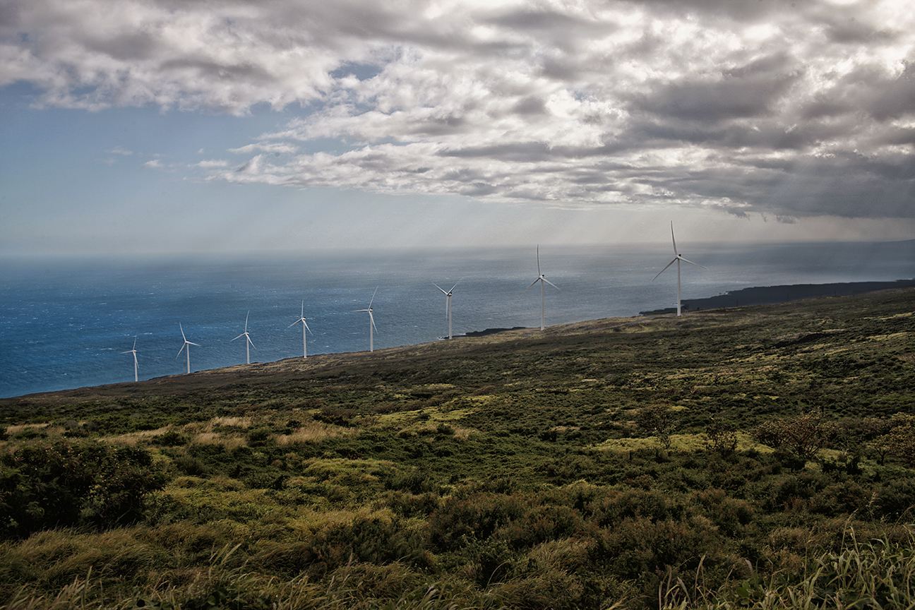 Samantha Fierro New York Photographer Landscapes Maui Wind power