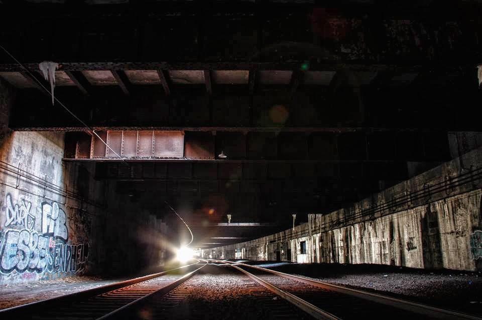 Samantha Fierro Photographer - The Freedom Tunnel - Under Rivers